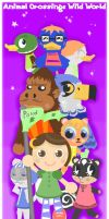 Animal Crossing: Wild World by Child-Of-Neglect