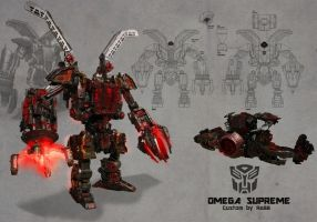 WFC Omega Supreme custom by Ra88