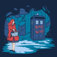 Big Bad Wolf by khallion