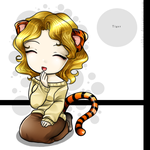 Esme - Tiger by Robbuz