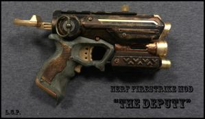 Nerf Firestrike Mod: The Deputy by Sathiest-Emperor
