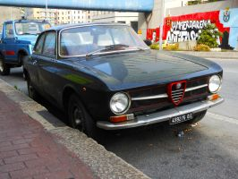 1972 Alfa Romeo GT Junior 1300 by GladiatorRomanus