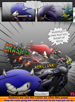 Sonic the Hedgehog Z #8 Pg. 15 July 2014 by CCI545