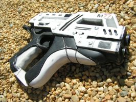 a new build of a working nerf m77 paladin by faustus70