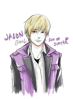 Jason: Son of Jupiter by germanmissiles