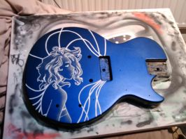 unfinished blue 2 by Dolhaus