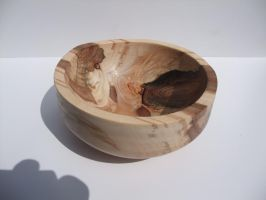 Beech Bowl BB10c by 22spoons