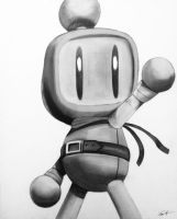Bomberman by shadwgrl