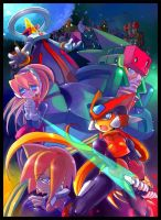 Rockman Zero 4 _FULL by CATLQE