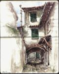 italy sketchbook 18 by surf-4-life