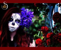 day of the dead by misspoisoncandy