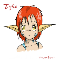 Little Tyke by TheDemonSurfer