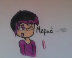 Mepad by Ninja-of-Stars