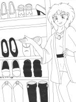 Linda' shoes collection by Dafootclan