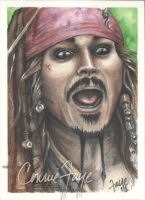 Capt Jack by ConnieFaye