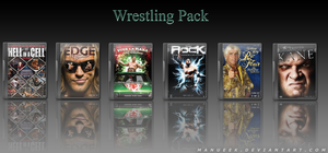 Wrestling Pack by manueek