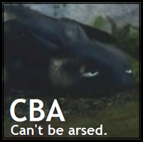 Toothless CBA by craig8222