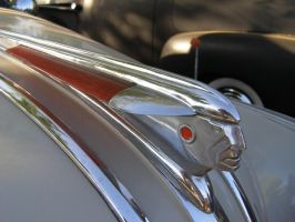 Another Pontiac Hood Ornament by Jetster1