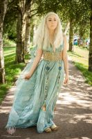 Game of Thrones - Daenerys @ Ayacon 2013 P2 by faramon