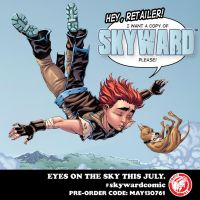 SKYWARD in Previews Now! by thejeremydale