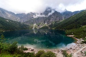Morskie Oko by walking-cripple