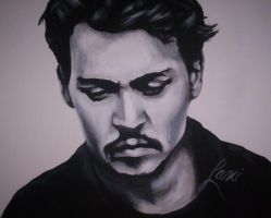 Johnny Depp by lani444