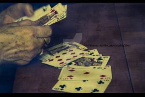 playing cards by Healzo