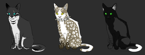 WarriorCats_Adoptables by AdoptableSky