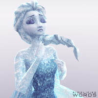More Frozen Snow Queen by wintrydrop
