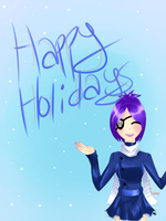 KHR: Happy Holidays by b0wtieman