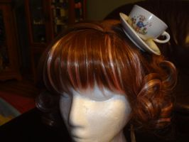 Tea Cup Headband Available for Sale by TolekaChan