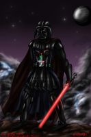 Lady Darth Vader by DalekMercy