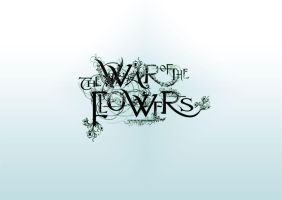 War of the Flowers Logo by Riverghost