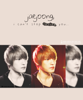 .jaejoong cant stop lovin' you by OumBoJae