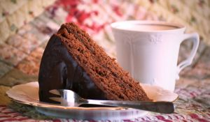 Chocolate Cake by Dan52T
