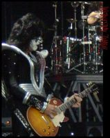 Tommy Thayer by WednesdayZombie