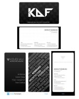 Kembhavi Business Cards by decolite