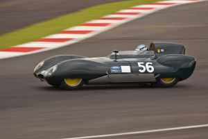 1957 Lotus XI Le Mans S2 by Willie-J
