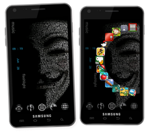 Todays screen by gwcaton