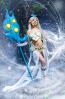 Janna from League of Legends by dianecosplay
