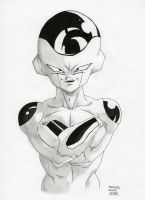 Dragon Ball - Frieza by LadyGrell93