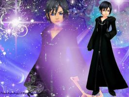Xion by Shadowcatgirl09