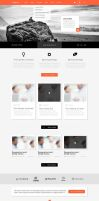 INVIA Corporate PSD Template by the-webdesign
