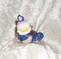 Litwick Hot Chocolate by LaPetitLapearl