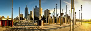 I See Melbourne City by dzign-art