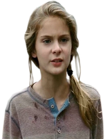 Lizzie The walking dead by twdmeuvicio