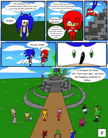 Sonic the Hedgehog Z #2 Pg.5 May 2013 by CCI545