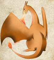 CHARIZARD by HaienGrey