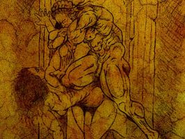 The Rape Of Zysistra by CharlesCombs8526