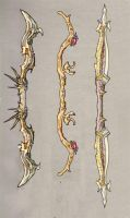 Weaponry 55 - bows by Random223